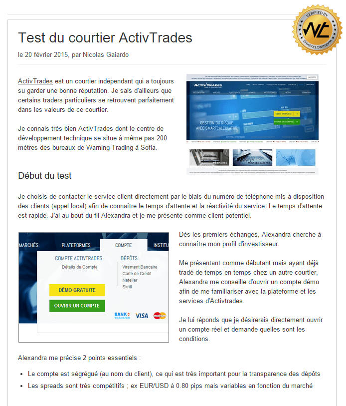 Trade my binary options free paper