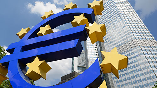 ECB interest rate decision headlines the weekly economic docket