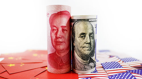 Chinese GDP data to set the tone for financial markets this week